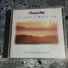 CDs de Música: CD COUNTRY MORNING .. Lote 295880208