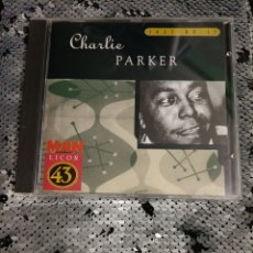 CDs de Música: CD CHARLIE PARKER.. Lote 295880298