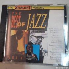 CDs de Música: THE BEST OF JAZZ VOL. 1. VV.AA.. Lote 295979943