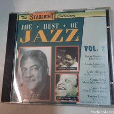 CDs de Música: THE BEST OF JAZZ VOL. 2. VV.AA.. Lote 295980258