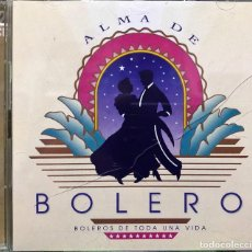 CDs de Música: ALMA DE BOLERO - PABLO MILANÉS, ELIADES OCHOA, MONCHO - SOLO EL CD Nº 2 -. Lote 295990053
