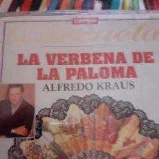 CDs de Música: BRETON: LA VERBENA DE LA PALOMA (1 CD). Lote 295995443