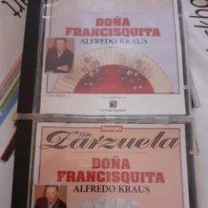 CDs de Música: VIVES: DOÑA FRANCISQUITA: ALFREDO KRAUS. Lote 295995738