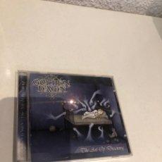 CDs de Música: GOLDEN DAWN THE ART OF DREAMING CD ORIGINAL METAL. Lote 295996473
