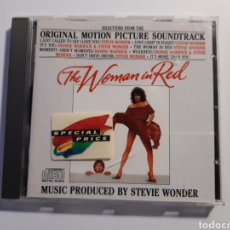 CDs de Música: CD ORIGINAL THE WOMAN IN RED - LA MUJER DE ROJO. Lote 296008583