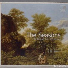 CDs de Música: CD. THE SEASONS. HARMONIA MUNDI. Lote 296016053