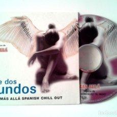 CDs de Música: CD CHILL OUT ESPAÑOL - SHANE GONZÁLEZ - GRAN GUITARRISTA. MÚSICA RELAJANTE E INSPIRADORA. ¡IMPECABLE. Lote 296018508