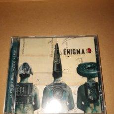 CDs de Música: CD ENIGMA LE ROI EST MORT, VIVE LE ROI!. Lote 296066533