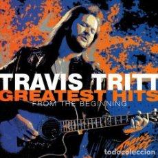 CDs de Música: C1104 - TRAVIS TRITT. GREATEST HITS. FROM THE BEGINNING. COUNTRY. RECOPILATORIO. CD.. Lote 296071193
