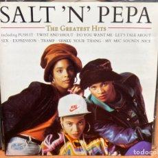 CDs de Música: SALT 'N' PEPA - THE GREATEST HITS (CD, ALBUM) (1991/UK). Lote 296555268