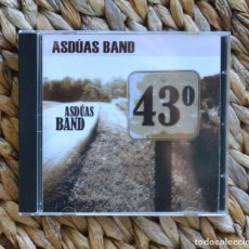 CDs de Música: ASDÚAS BAND 2008 CD MUSICA GALEGA CELTA GALICIA. Lote 296558613