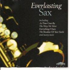 CDs de Música: EVERLASTING SAX,EDICION INGLESA DEL 95. Lote 296578188