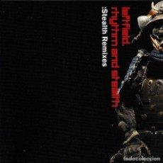 CDs de Música: LEFTFIELD - RHYTHM AND STEALTH. STEALTH REMIXES. 2 X CD. Lote 296578743