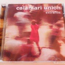 CDs de Música: CALAMARI UNION - EXTRAÑOS - CD NORTESUR 2002 - PERFECTO ESTADO!. Lote 296584143