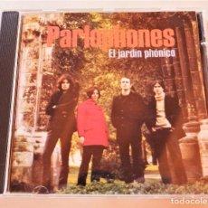 CDs de Música: PARLOPHONES - EL JARDIN PHONICO - CD DAM 1999 - PERFECTO ESTADO!. Lote 296584558
