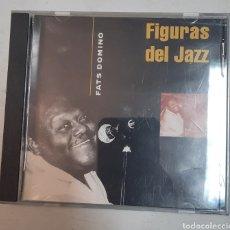 CDs de Música: FATS DOMINO . FIGURAS DEL JAZZ. Lote 296614868