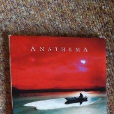 CDs de Música: ANATHEMA , A NATURAL DISASTER , CD 2003 DIGIPACK, ESTADO IMPECABLE, ROCK PROGRESIVO. Lote 296625003