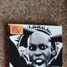 CDs de Música: SKUNK ANANSIE , STOOSH , CD 1996 DIGIPACK , LEVES SEÑALES DE USO, ROCK ALTERNATIVO. Lote 296628103