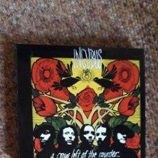 CDs de Música: INCUBUS , A CROW LEFT OF THE MURDER , CD+DVD 2004 , ESTADO IMPECABLE .. Lote 296629748