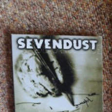 CDs de Música: SEVENDUST , HOME , CD 1999 DIGIPACK , PERFECTO ESTADO, HARD ROCK , NU METAL. Lote 296634038