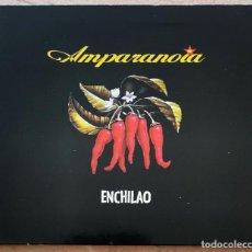 CDs de Música: AMPARANOIA – ENCHILAO CD, SPAIN 2003 -FALTA LIBRETO. Lote 296684888