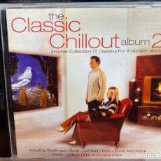 CDs de Música: THE CLASSIC CHILLOUT ALBUM 2 (2XCD, COMP). Lote 296685523