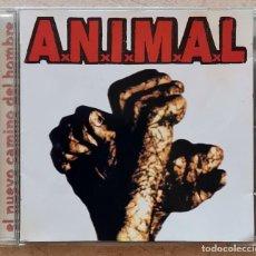 CDs de Música: A.N.I.M.A.L. – EL NUEVO CAMINO DEL HOMBRE CD, SPAIN 1997 MUY BUEN ESTADO. Lote 296687178