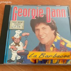 CDs de Música: GEORGIE DANN (LA BARBACOA) CD 10 CANCIONES (CDIM1). Lote 296694088