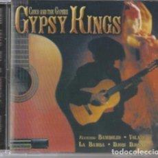 CDs de Música: CHICO AND THE GYPSIES,CANTAN TEMAS DE GYPSY KINGS DEL 2003. Lote 296724548