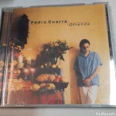 CDs de Música: PEDRO GUERRA - OFRENDA. Lote 296740963