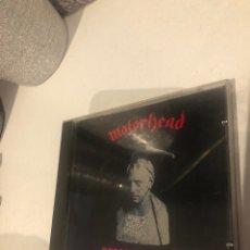 CDs de Música: CD ORIGINAL METAL MOTÖRHEAD WHAT'S WORDS WORTH? RECORDED LIVE. Lote 296741188