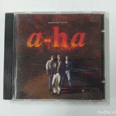 CDs de Música: A-HA. MEMORIAL BEACH. CD. TDKCD148. Lote 296742813