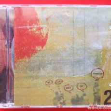 CDs de Música: BY THE END OF TONIGHT - A TRIBUTE TO TIGERS CD. Lote 296743023