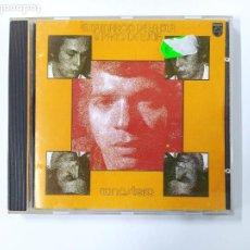 CDs de Música: CAMARON DE LA ISLA Y PACO DE LUCIA. CANASTERA. CD. TDKCD149. Lote 296743198