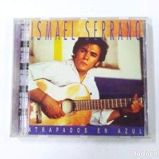 CDs de Música: ISMAEL SERRANO. ATRAPADOS EN AZUL. CD. TDKCD149. Lote 296743598