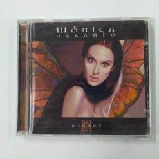 CDs de Música: MONICA NARANJO. MINAGE. CD. TDKCD149. Lote 296743673