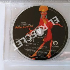CDs de Música: CD MUSICA -THE EMPEROR'S NEW GROOVE. Lote 296863203