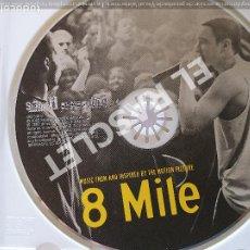 CDs de Música: CD MUSICA -8 MILE. Lote 296863993