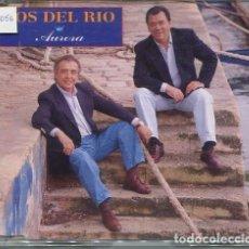 CDs de Música: LOS DEL RIO / AURORA (CD SINGLE CAJA ZAFIRO PROMO 1994). Lote 296867143