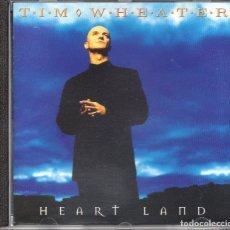 CDs de Música: TIM WHEATER – HEART LAND -ESTILO: NEW AGE, MODERN CLASSICAL. Lote 296876818