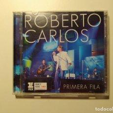 CDs de Música: ROBERTO CARLOS. PRIMERA FILA. CD + DVD. TDKCD150. Lote 296909138