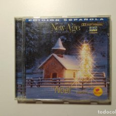 CDs de Música: NEW AGE MUSIC AND NEW SOUNDS. NOEL. SAMPLER. CD NEW SOUNDS. TDKCD151. Lote 296909518