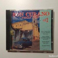 CDs de Música: SON CUBANO. CUBAN SON. VARIOS ARTISTAS. CD Nº 1. TDKCD151. Lote 296909618