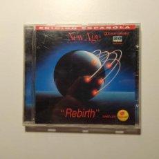 CDs de Música: NEW AGE MUSIC & NEW SOUNDS REBIRTH SAMPLER. CD. TDKCD151. Lote 296909703
