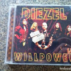 CDs de Música: CD -- DIEZEL -- WILLPOWER -- 11 TEMAS --. Lote 296965113