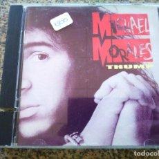 CDs de Música: CD -- MICHAEL MORALES -- THUMP -- 1991 --. Lote 297017198