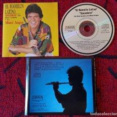 CDs de Música: RENE LORENTE Y SU MIAMI ARAGON **EL HAMELIN LATINO** CD ORIGINAL 1992. Lote 297017733