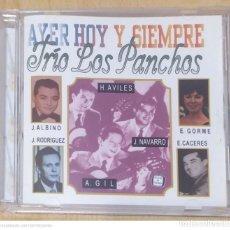 CDs de Música: LOS PANCHOS - TRIO LOS PANCHOS (AYER HOY Y SIEMPRE) CD 1995 USA. Lote 297050348