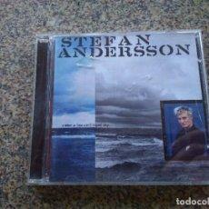 CDs de Música: CD -- STEFAN ANDERSSON -- UNDER A LOW-CEILINGED SKY -- 10 TEMAS -- 1996 --. Lote 297087053