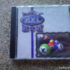 CDs de Música: CD -- XXL -- DAY BY DAY -- 11 TEMAS -- 1996 --. Lote 297088263